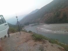 Perimeter Survey at 478 MASL for Sunkoshi Marin Diversion Project (SMDP)