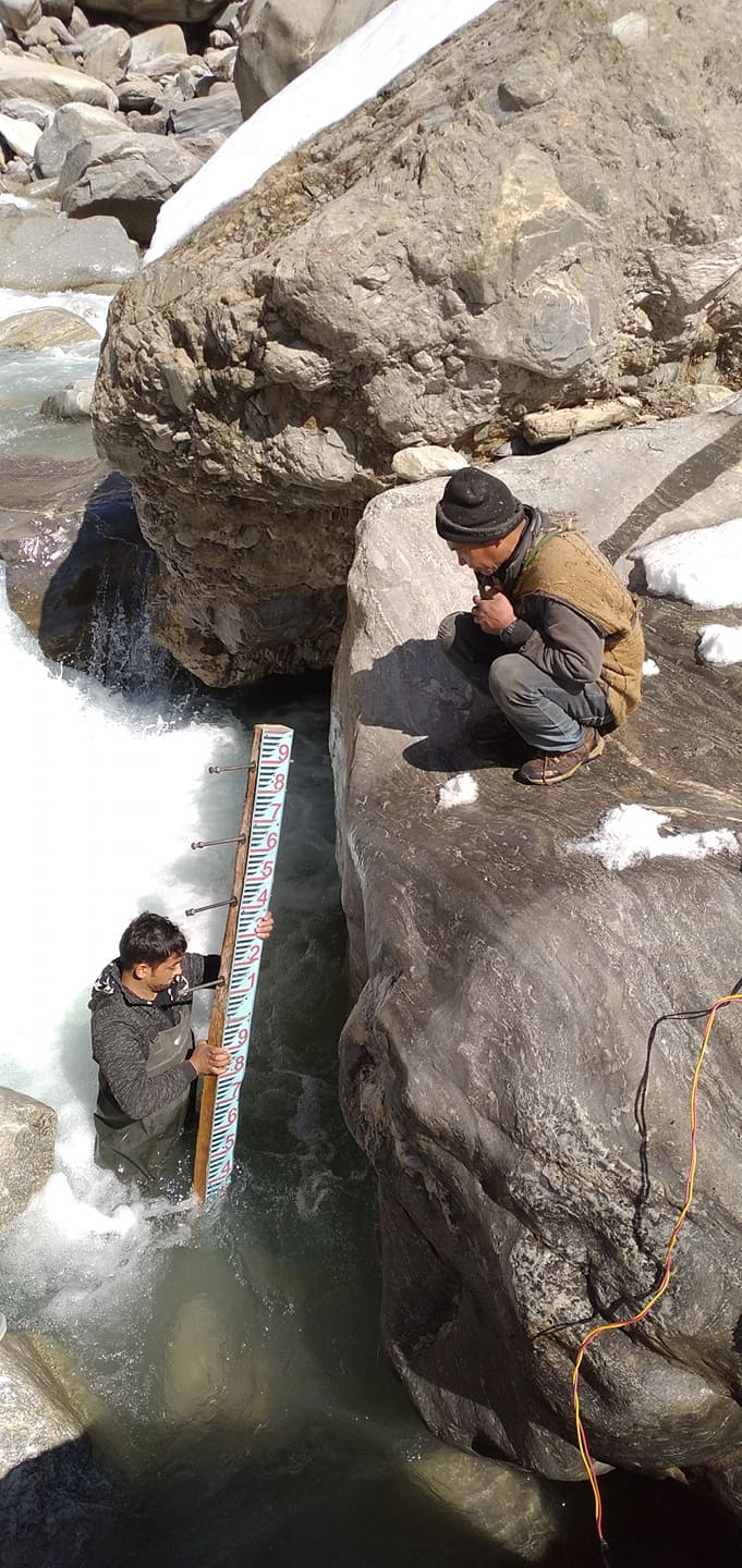Hydrological Study and Installation of Automatic Water Level Observation System in Myagdi Khola for Myagdi Khola HPP (57.3 MW)