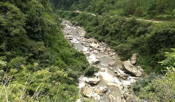 Design of Madhya Daram Khola B Hydropower Project (4.5 MW)