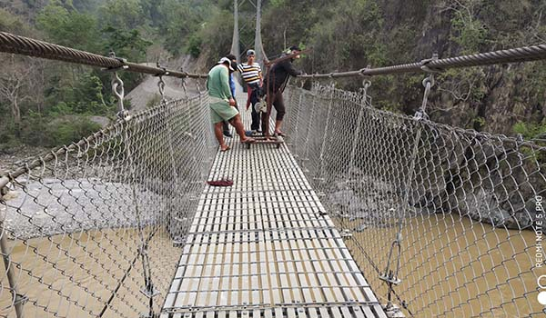 Investigation works for Hydrological and Sedimentological Works for Lower Seti (Tanahun) Hydropower Project