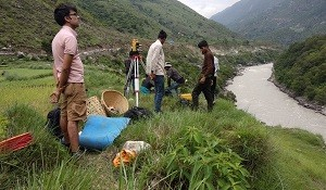 Support Service for SRT Survey for Phukot Karnali Hydroelectric Project