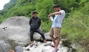 Sediment Study of Annapurna Vidhyut Bikas Company Pvt. Ltd.